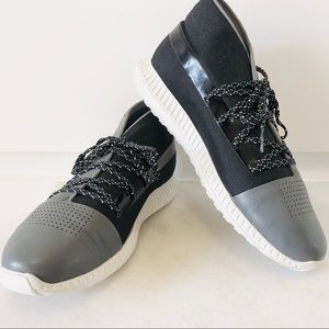 NEW Under Armour Veloce Mid Chukka Leather Sneaker